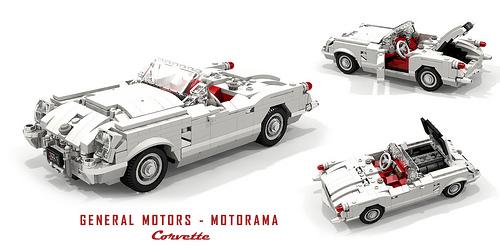 General Motors - Motorama 1953 Corvette