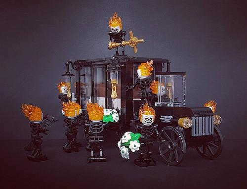 LMC Hearse #Halloween