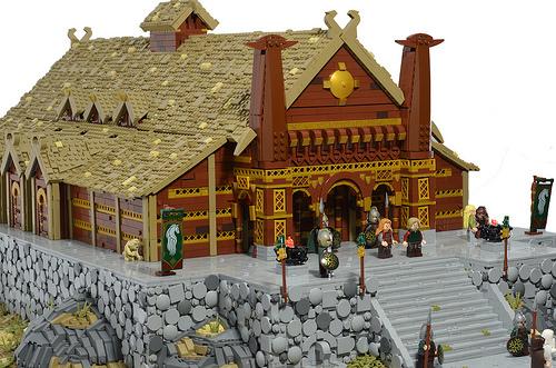 Golden Hall of Meduseld