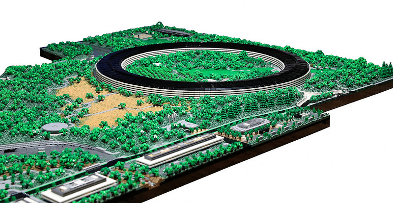 "Apple ""Spaceship"" Campus"