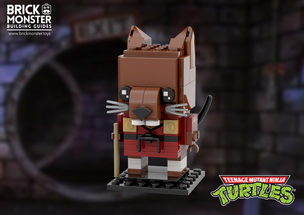 Brickheadz - Master Splinter