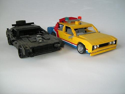 Mad Max V8 Interceptor