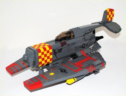 LEGO P-55 Pit Viper Vic Viper