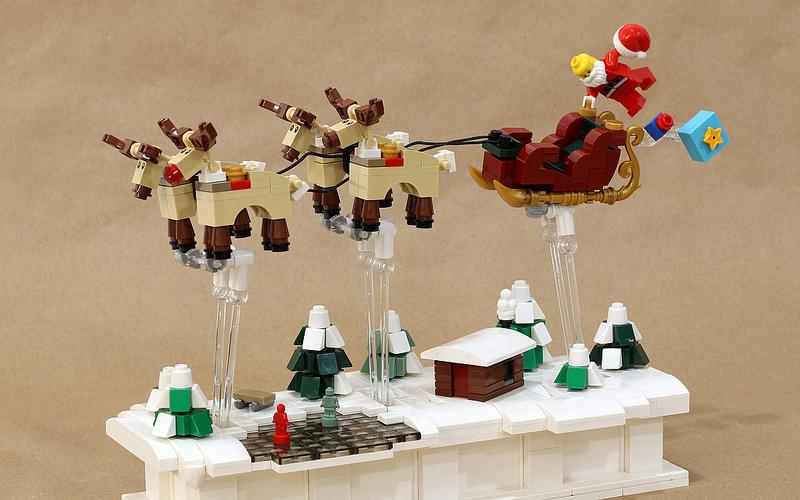 追求圣诞节