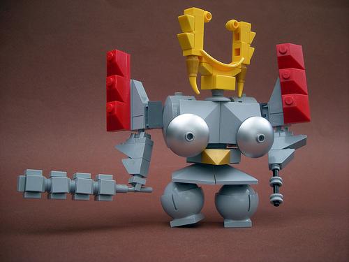 Aztek Temple Guard