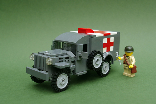 Dodge WC54 Ambulance - V2 (1)