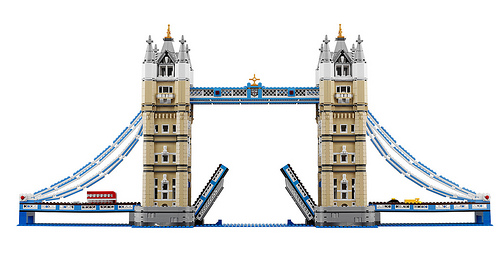 Lego Tower Bridge Exclusive