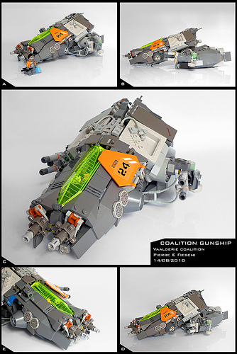 Coalition Gunship