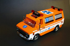 Cannonball Ambulance