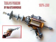 Teslas Pidgeon by V&A Steamworks