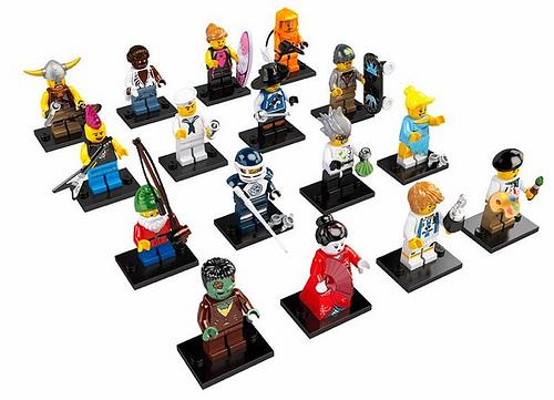 LEGO Collectible Minifigs