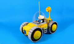 Mickey's Lunar Cheese Rover