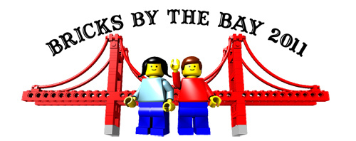 Bricks by the Bay 2011 logo