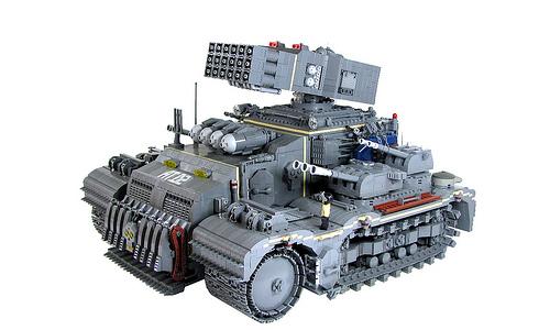The Tonka Heavy Assault Truck