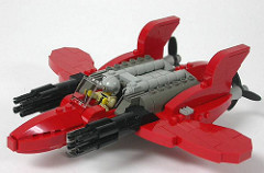 Cardinal Steam Fighter