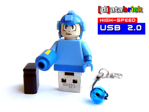 Japan fund campain 16GB USB Minifig Nr. 1