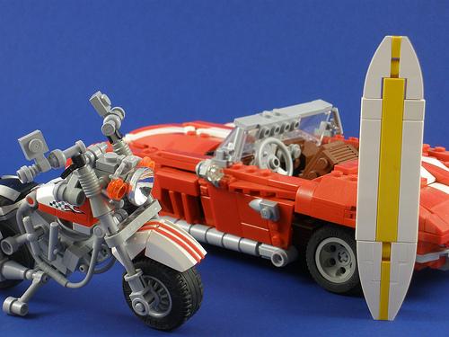 LEGO Jack Marquez Ewok in Disguise Beach Bombs