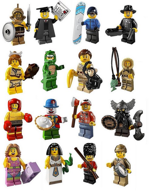 LEGO Series 5 Collectible Minifigures