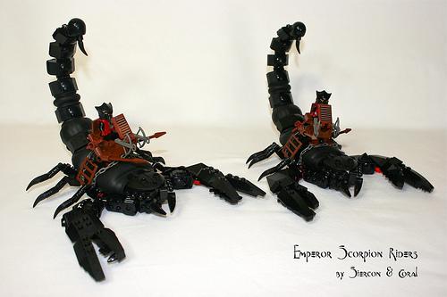 Emperor Scorpion Riders