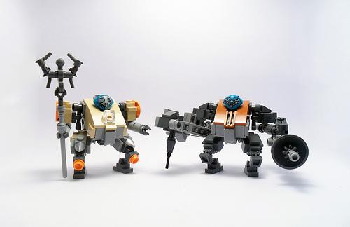Martian Hardsuits