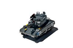 TAURUS Main Battle Tank.