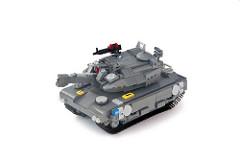 TAURUS Main Battle Tank (Angle shot)