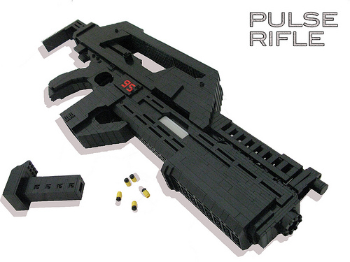 M41A1 PULSE RIFLE