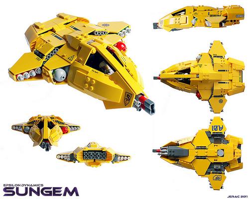 Sungem Light Bomber