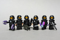 ODST Squad: <CLASSIFIED> Division
