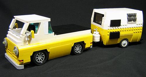 Dodge A100 and Boler