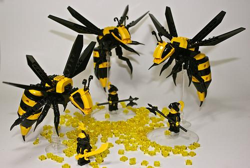 Wasp Warriors