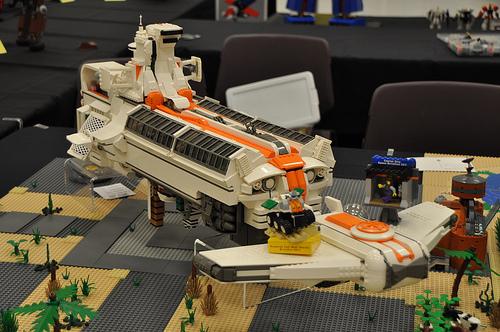 LEGO Ark by Drew Ellis