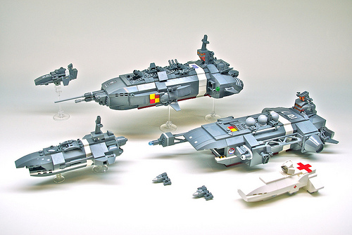 U.E.F. Expeditionary Strike Group - V2