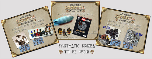 Fantastic Prizes to be WON!