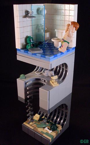 Croc's Sewer on flickr