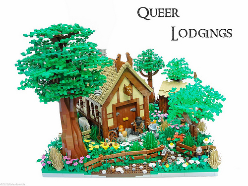 LEGO Lord of the Rings Beorn House