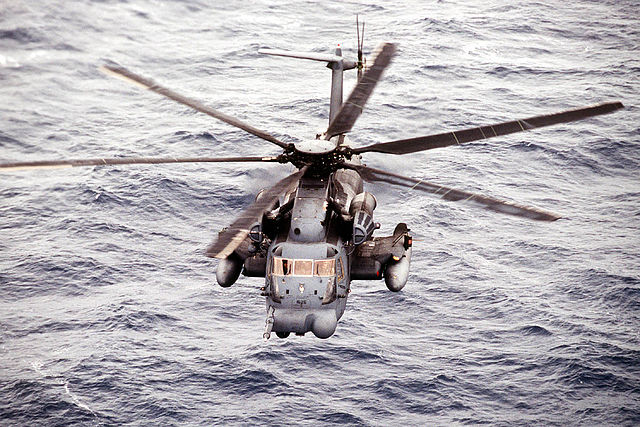 MH-53 Pave Low, USAF photo