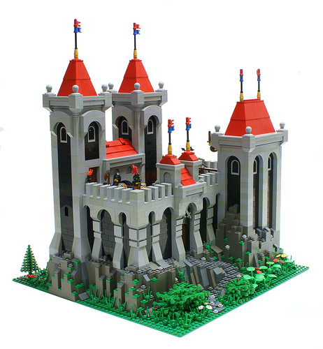 Black Knights' Castle on flickr