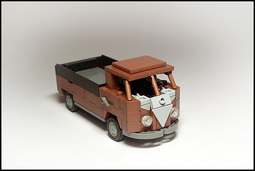 VW Type 2拾取