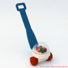 LEGO Corn Popper Toy
