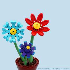 LEGO Flowers