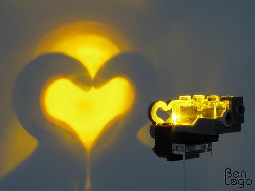LEGO: Happy Valentine's Day!