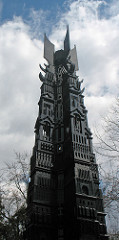 Tower of Orthanc at Isengard, Middle Earth