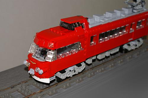 Unfinished train