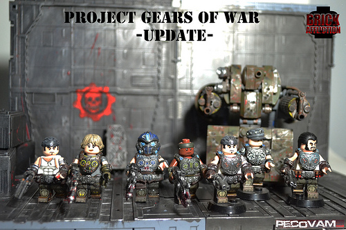 Gear Project Update