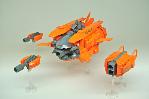 Sthaughot Gunship (1)