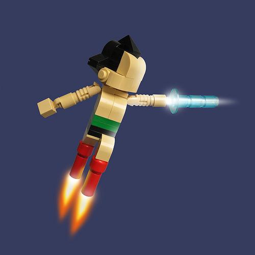 Lego Astro Boy
