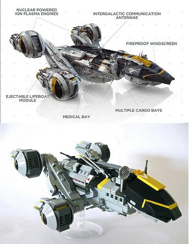 The USCSS Prometheus