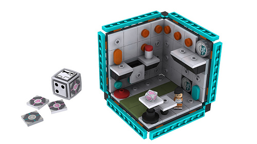 Portal Board Game (Cuusoo)