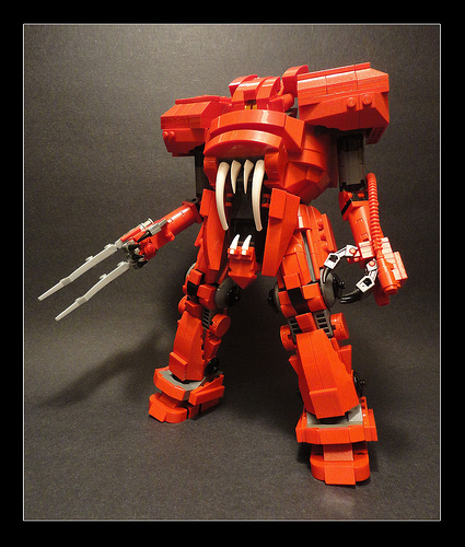LEGO mecha